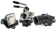 Kit Carburateur 17.5 + Pipe + Clapet MBK Nitro Ovetto Mach G YAMAHA Aerox Neo's