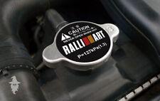 Ralliart Racing Radiator Cap Sticker - JDM | MITSUBISHI Lancer EVO