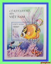 Vietnam S/S Cheatodon lunula MNH NGAI