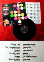 LP Peter Moesser´s Music: Happy Time - Lotto Time (Hansa 79 581 ZT) D 1966