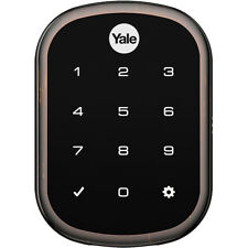 Yale Locks Assure Lock SL with Z-Wave in Bronze (YRD256)