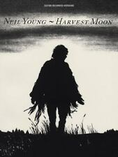 Neil Young - Harvest Moon (1993, Paperback) Sheet Music NO TABS VGC FREE SHIP
