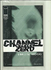 CHANNEL ZERO # 1 - 5 .  Image Comics 1998    .