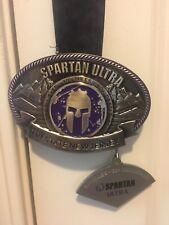 Spartan New Jersey Ultra Medal 2018