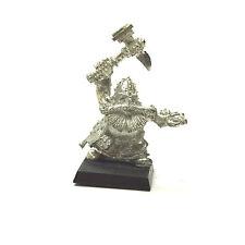 DWARFS dwarf engineer from karak hirn FD1 METAL fantasy sigmar OOP rare
