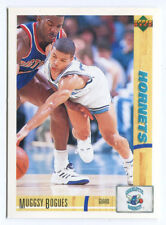 1993 Upper Deck French McDonald's #2 Muggsy Bogues Hornets carte NBA Basketball