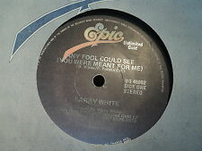 """Barry White """"Any Fool Could See (You Were Meant For Me)"""" Rare NZ 7"""""""