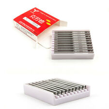 10pcs Replacement Hairdressing Hair Shaping, Cutting, Styling Razor Blades CL