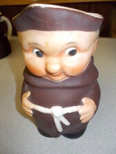 """Vintage Goebel Friar Tuck 5"""" Creamer S141/1 - #FT1"""