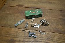 L184- Vintage Singer 221 Featherweight Sewing Machine Attachments 160481