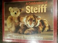 1997 A CELEBRATION OF STEIFF Book only 200 photographs - Timeless Toys for Today