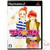 Jeu Love*Com : Punch de Court [JAP] sur PlayStation 2 / PS2 NEUF sous Blister
