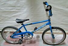 "Vintage 1995 Diamondback Viper CB 20"" BMX Bike Blue Original"