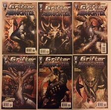Grifter Midnighter #1-6 Complete Set (Wildstorm, 2007) VF (6 Comics)