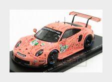 Porsche 911 991 Rsr #92 Winner Lmgte Pro 24H Le Mans 2018 SPARK 1:43 S7033 Model