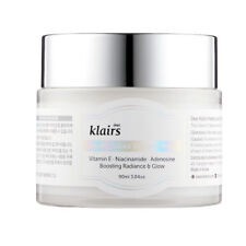 Klairs Freshly Juiced Vitamin E Mask (90 mL) Brightening Face Cream Niacinamide