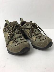 Merrell Siren Sport GTX XCR Brindle Womens 6 Hiking Shoes