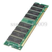 512MB PC133 133MHz 168Pin Desktop Computer SDRAM Memory Ram DIMM NON-ECC NON-REG