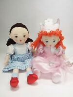 Wizard of Oz Madam Alexander dolls Dorothy and Glenda