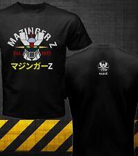 Mazinger Z Sentai Robot Tranzor Z Japan Nagai Manga Retro Anime Men Tshirt