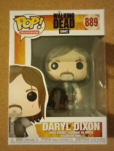 Daryl Dixon #889 The Walking Dead Funko Pop! Vinyl - Free Postage + Protector