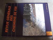 $$m RGCF Chemin de Fer N°01/98 La sécurité  jeux Olympiques monde ferroviaire