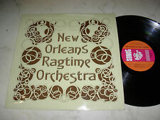 NEW Orleans Ragtime Orchestra same SONET LABEL 1972
