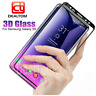 Full Cover Tempered Glass Screen Protector for Samsung Galaxy S9 S8 Plus Note 8