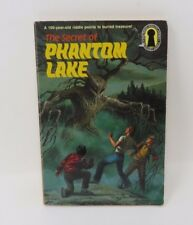 Three Investigators The Secret of Phantom Lake Keyhole Paperback 1985 1st