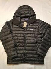 Patagonia Men's Down Sweater Hoody Black S M L XL New with Tags
