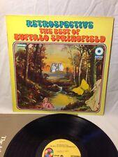 BUFFALO SPRINGFIELD RETROSPECTIVE SD 38-105 1969  LP EX