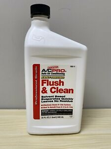 AC Pro Flush & Clean R143a Solvent-Based Auto 32oz. CQS-11