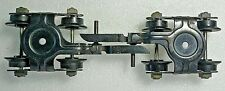 Two American Flyer No. 694 Trucks with Thin Shank Link Couplers, Wheels & Axles