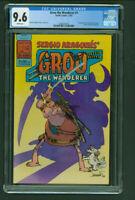 Groo the Wanderer 1 CGC 9.6 White Pacific Comics 1982 1st Sage and Taranto