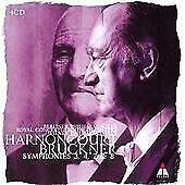 Anton Bruckner - Bruckner: Symphonies Nos. 3, 4, 7 & 8 (2015)