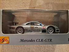 MAISTO Classic Mercedes CLK-GTR 1997 - 1998 Warsteiner  #10 & #11 1/43