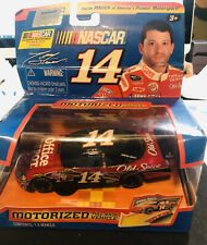 Nascar Tony Stewart #14 Motorized Pull-Back Vehicle Age 3+ Car Toy