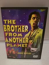 The Brother From Another Planet (DVD, 2000) Like New!