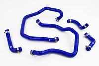 Stoney Racing Toyota Celica GT4 ST205 Silicone Charge Air Cooler Hose Kit Blue