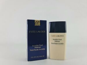 Estee Lauder Invisible Fluid Makeup 30ml *CHOOSE YOUR SHADE*