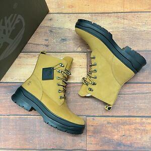 Timberland Women's Malynn EK+ Waterproof Mid Nubuck Boots A2F6T
