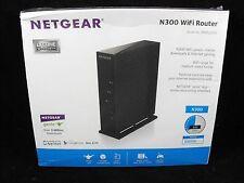 NETGEAR N300 WIFI ROUTER MODEL WNR2000 (NEW)
