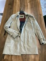 Fred Perry Classic Icon Inspector's Trenchcoat Trench Jacke Jacket Coat Mantel L