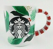 Starbucks Christmas Holiday Coffee Mug Cup Candy Cane 12oz Collection 2019