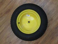 John Deere L120 Rear Rim And Tire Part No. Gy20663