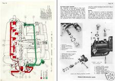 Gipsy Major engine maintenance overhaul manual archive detail RR DH Tiger Moth