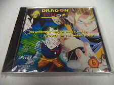 Dragon Ball Z # 6 V-CD The Strongest Stre & Doze on Snake Road Speedy Dub Anime