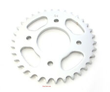 Parts Unlimited Rear Sprocket 34T - Honda CB350 CB350F CL350 CL360 CB360 CB400F