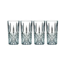 Crystal Highball Drinkware Glass Set Tall Drinking Glasses 13 Ounces Pack of 4