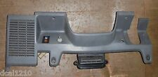 84 85 86 87 88 89 Toyota 4Runner Pickup Gray Lower Dash Panel Air Condition Vent